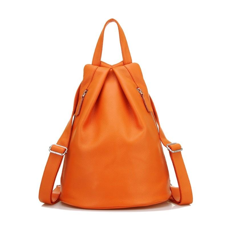 Ladies Leather Backpack Handbag | All Discount Luggage