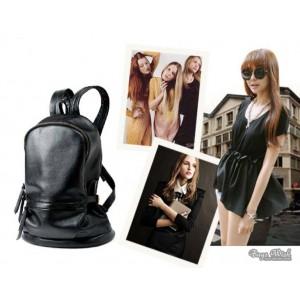 womens Leather backpacks purse