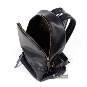 leather book bag