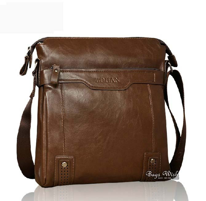 Ipad crossbody messenger bag, latest leather bag - BagsWish