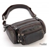 Trendy fanny pack brown