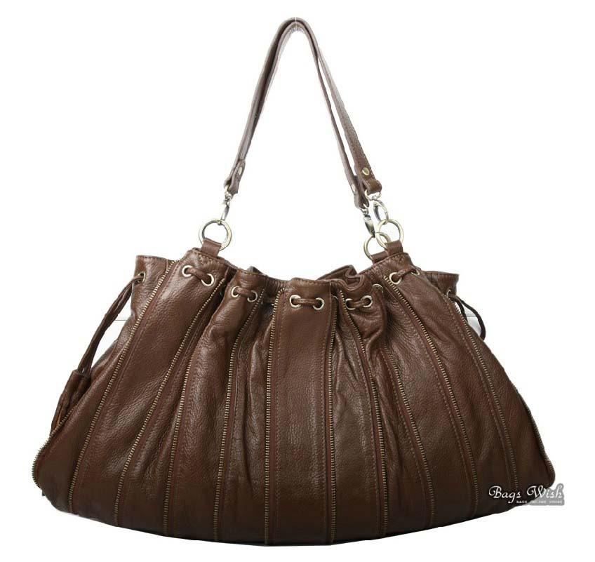 Soft Leather Shoulder Handbags 89