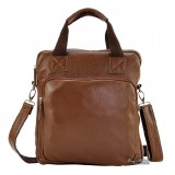 Best leather messenger bag for men, vintage leather messenger bag