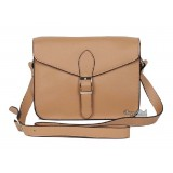 The messenger bag, leather satchel bag