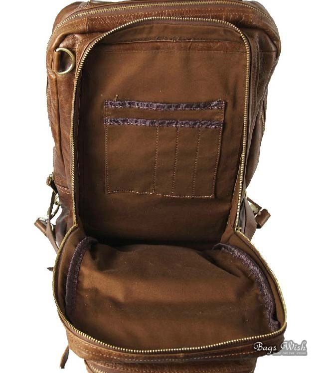 Cool laptop messenger bag, 16 inch computer laptop backpack - BagsWish