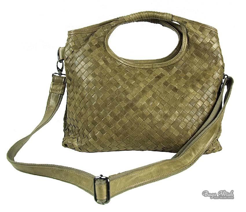 Leather messenger bag women green, grey leather satchel messenger ...