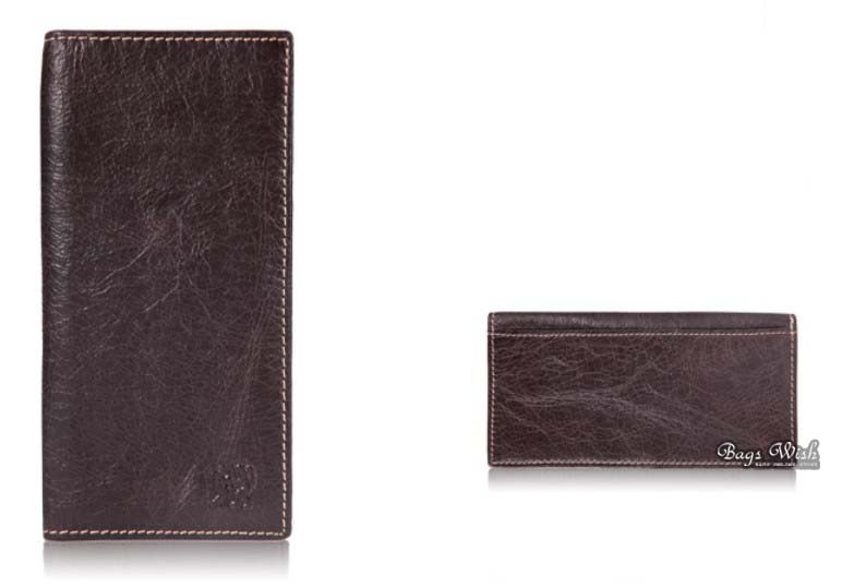 Leather Bifold Wallet Leather Billfold Wallet Bagswish