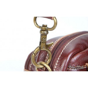 womens leather messenger bag