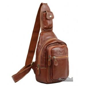 side strap backpack