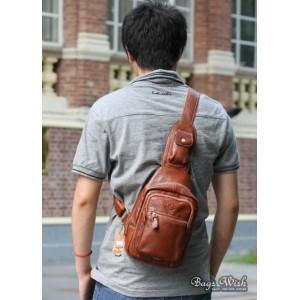 mens side strap backpack