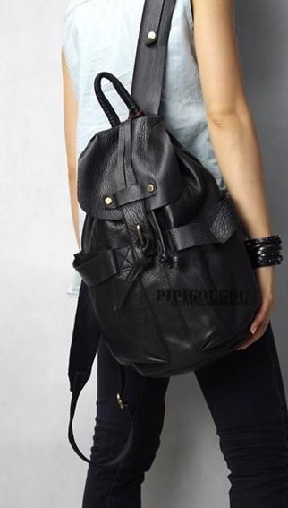 Model Ladies Black Leather Handbags Used  250  PicClick UK