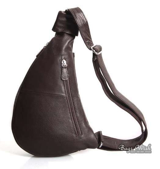 One strap backpack for school black, coffee backpack leather purse ...