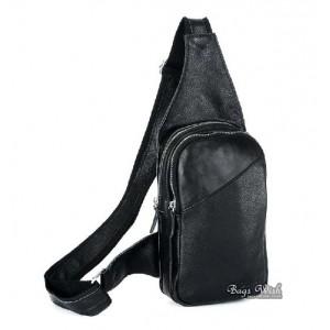 Backpacks one strap, black backpack single strap