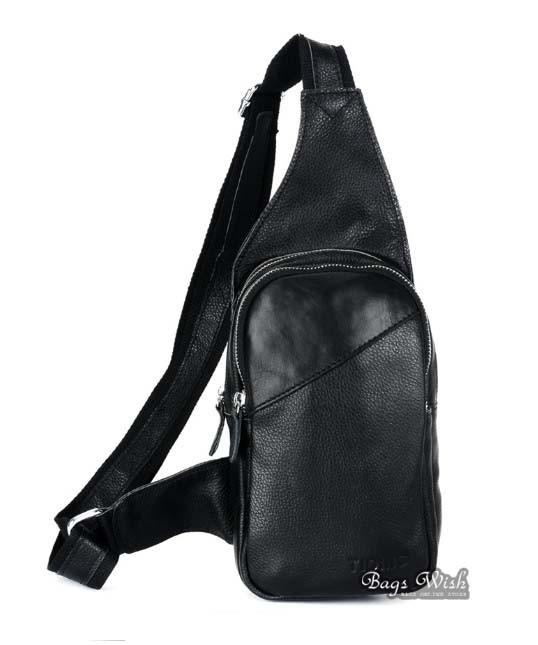 Backpacks one strap, black backpack single strap - BagsWish