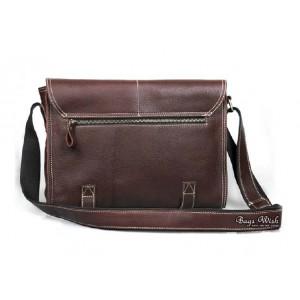 brown Shoulder briefcase