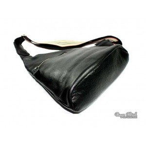 black  purse bag
