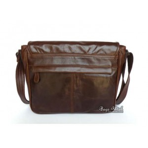coffee Messenger bag vintage