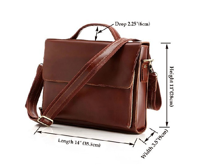 Laptop Bag For Men Briefcase