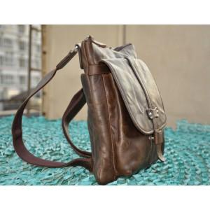 mens vintage leather bag