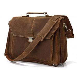 vintage mens briefcase bag