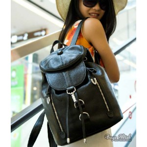 black Ladies backpack