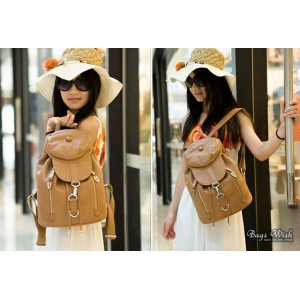apricot Ladies backpack