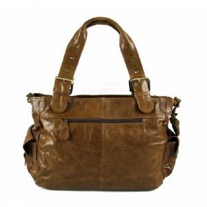 womens Leather tote handbag