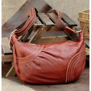 Leather messenger bag, leather messenger purse