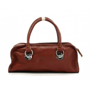 Soft leather bag, stylish leather handbag