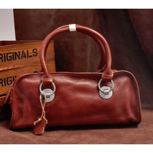 brown Soft leather bag