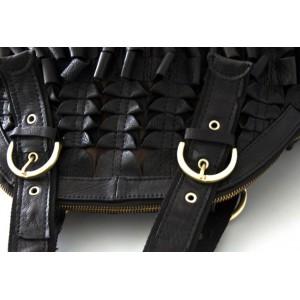 black Messengers bag
