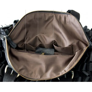 leather satchel handbag