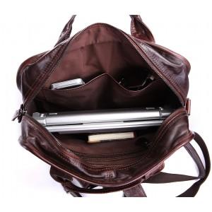 coffee Mens briefcase messenger bag