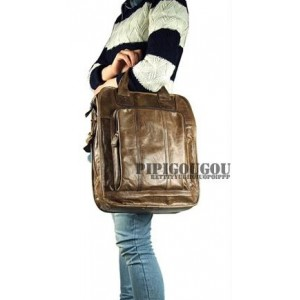 coffee briefcase messenger bag