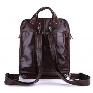 coffee cross body messenger bag