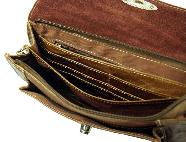3a47817f8c1c ... coffee Small leather wallet for women ...