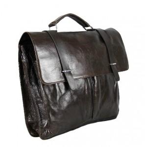 leather briefcase shoulder strap