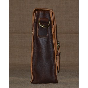 leather soft briefcase