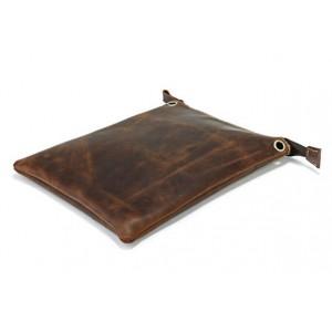 vintage IPAD leather satchel bag