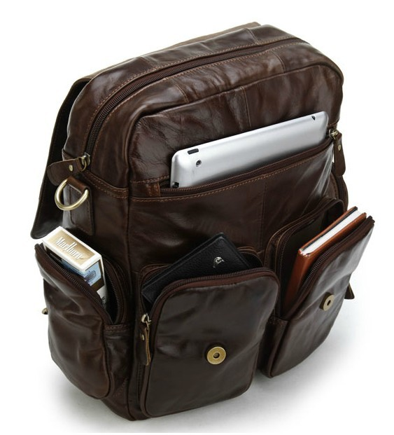 Leather Organizer Bag Leather Organizer Backpack