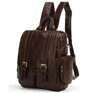 vintage Messenger bag backpack