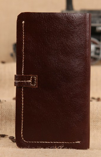 Simple Leather Wallet Wallet Men Bagswish