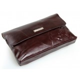 Large clutch bags, large leather purses