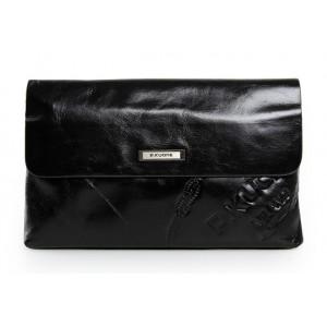 black large leather purses