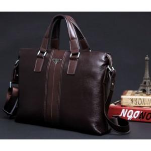 leather executive briefcase for men