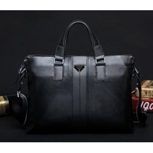 black Briefcase laptop