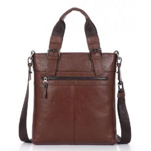 zipper messenger bag