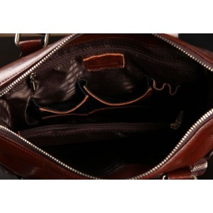 cowhide briefcase for lawyers