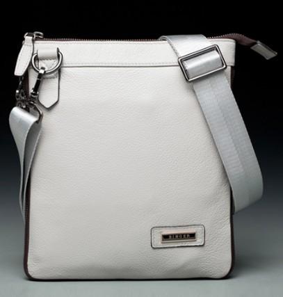 Mens Leather Messenger Bag Mens Shoulder Bag Bagswish