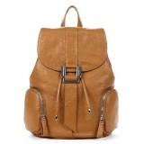 Backpack purse leather, backpack shoulder